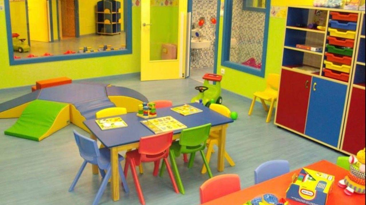 Todas las aulas de los centros son muy amplias, luminosas y cuentan con un sistema de renovación de aire
