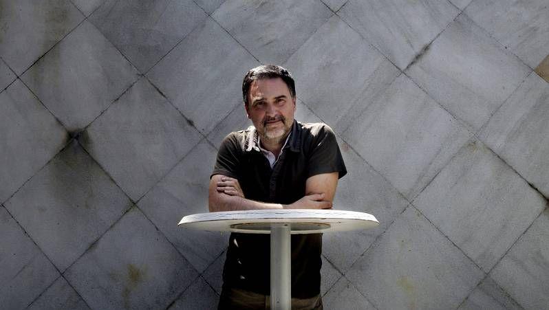 ardalen.El Kiosco Alfonso acoge los encuentros con los autores invitados al Salón del Cómic.