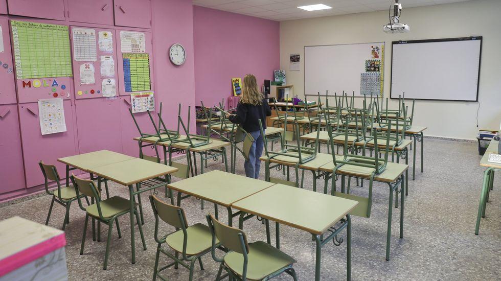 La escolarización es obligatoria en España para todos los menores de entre 6 y 16 años