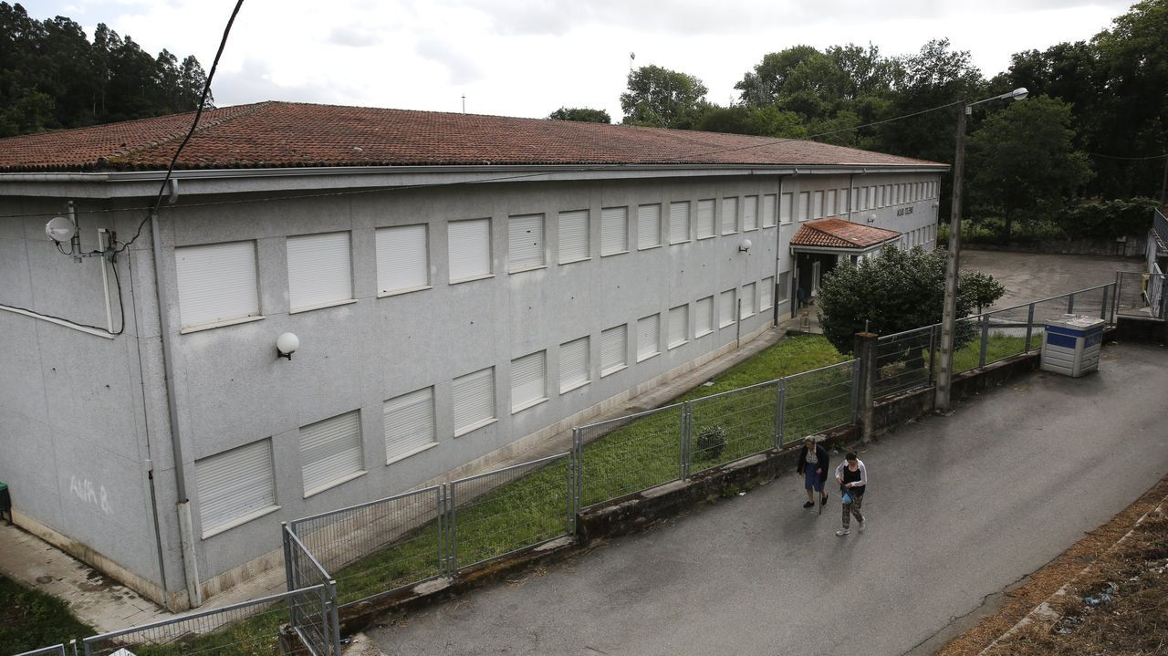 Las 10 mejores fervenzas de Pontevedra y O Salnés.El IES Aquis Celenis de Caldas necesita más espacio para ampliar su oferta educativa con ciclos de FP
