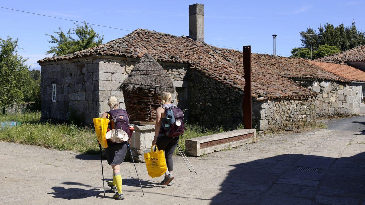 Impulsoal reciclaje en el Camino de Santiago