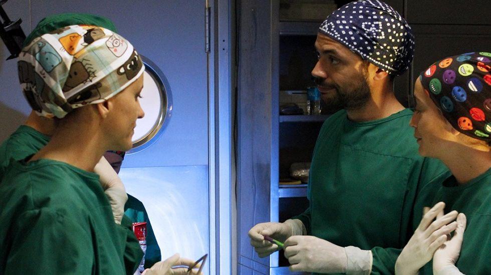 Llega «TAC», la nueva serie de misterio producida por Voz Audiovisual.Os da Boina son ya conocidos en las romerías de Leiro.