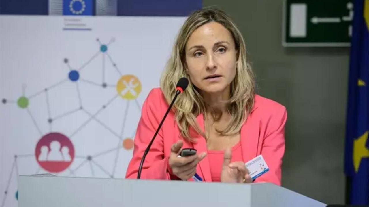 María Montes, gerente de Vipasa