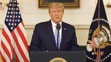 Trump reconoce su derrota electoral y condena el ataque al Capitolio