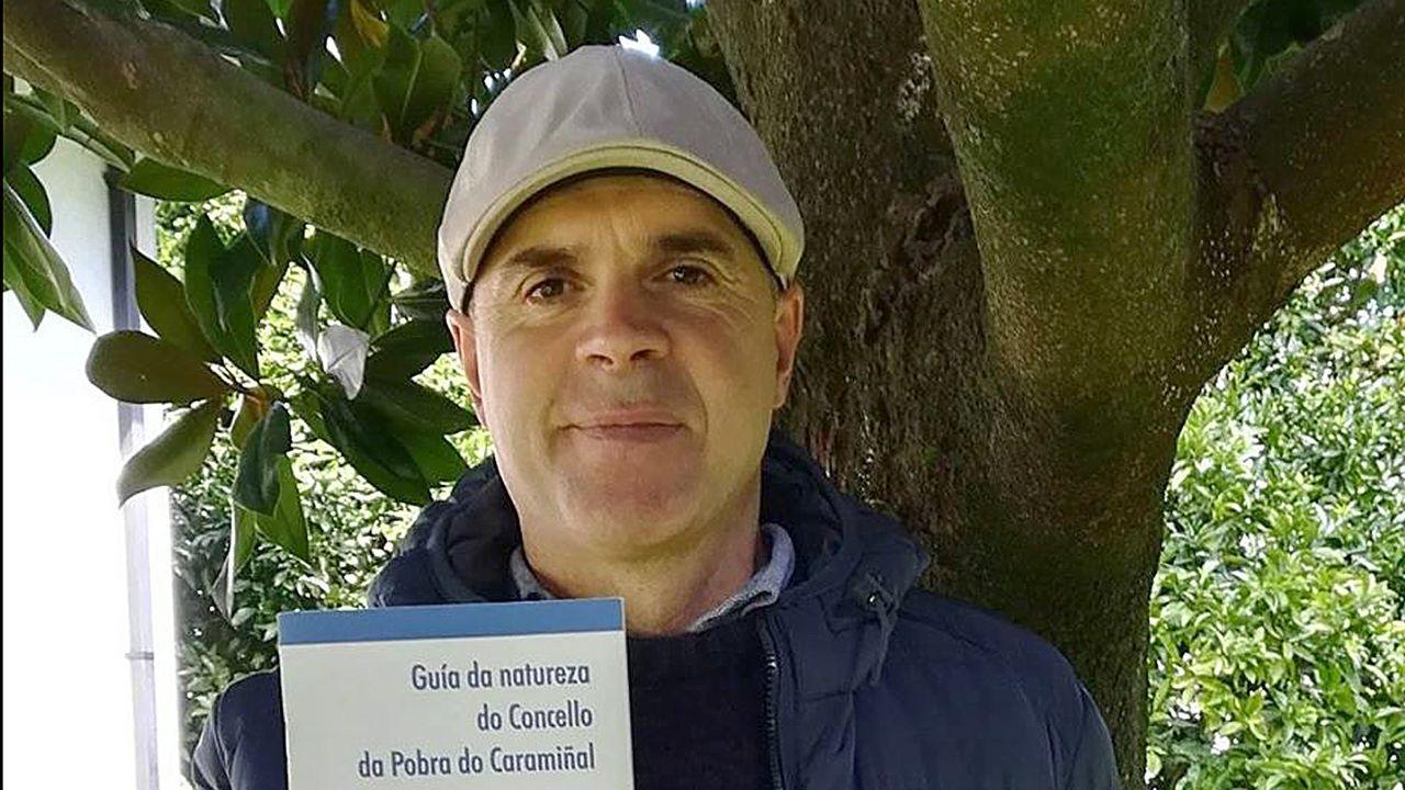 Dositeo Rodríguez en una imagen del año 2013