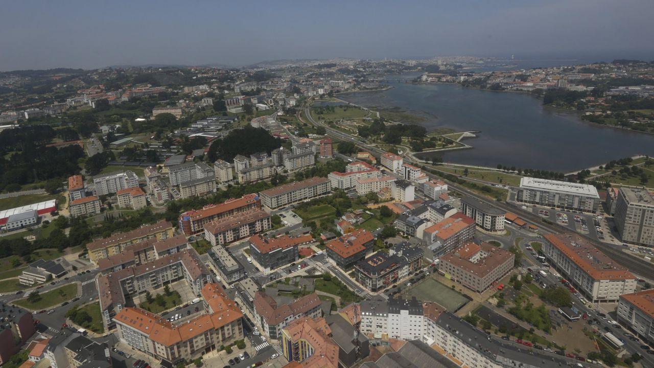 Imagen de archivo del cribado poblacional en Arteixo
