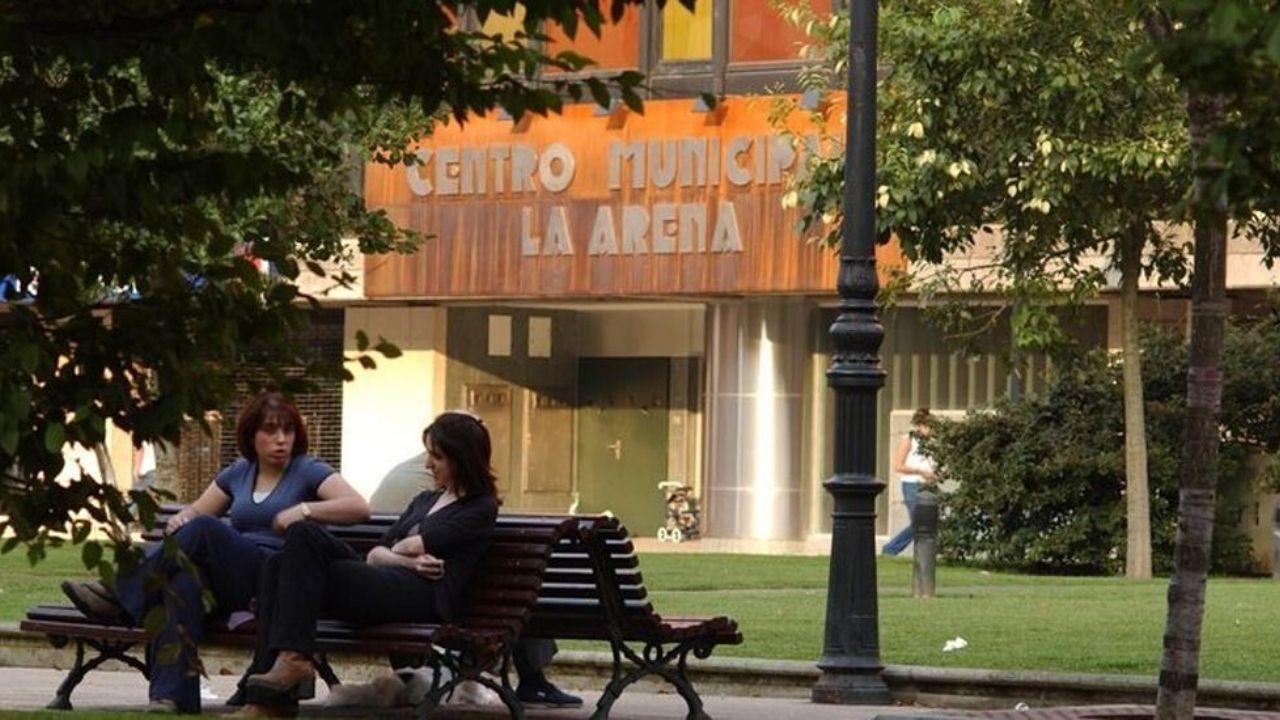 Centro Municipal de La Arena