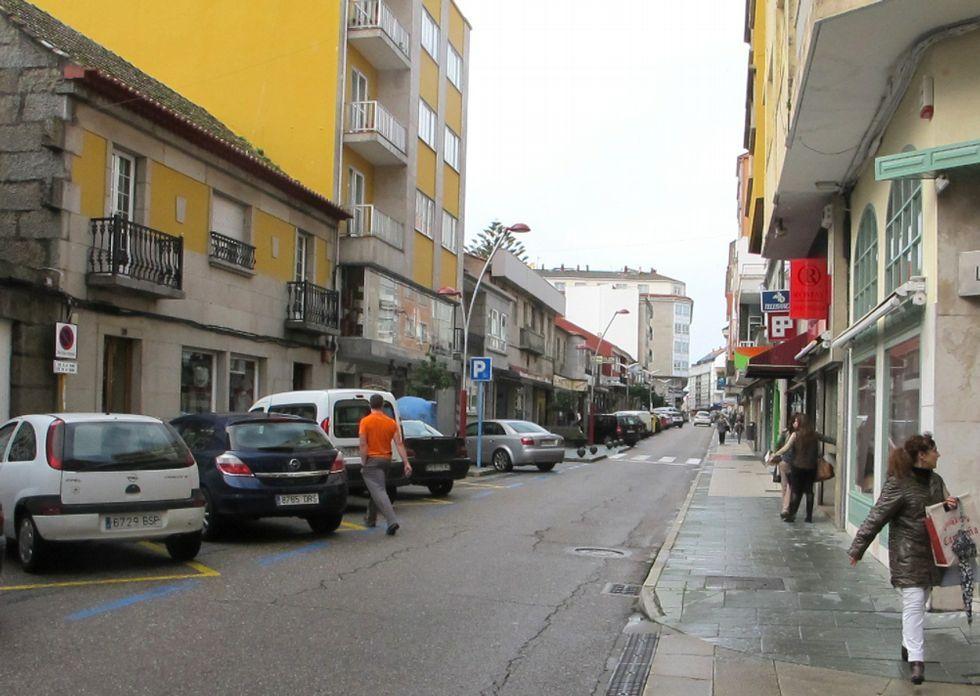 El 85 % de los comerciantes del primer tramo de la calle pidieron hace un tiempo su peatonalización.