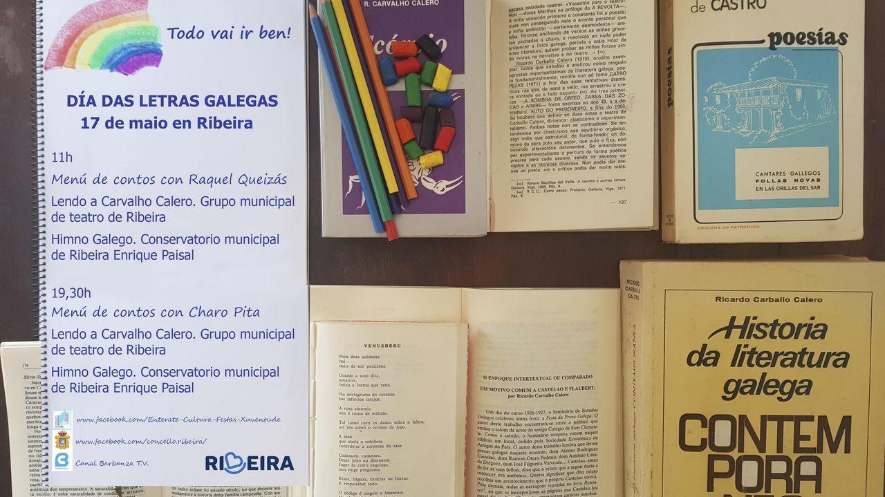 Usuarios de la asociación Amicos superan el Coronavirus.Puerta de acceso al servicio de Urgencias del Hospital de Santiago