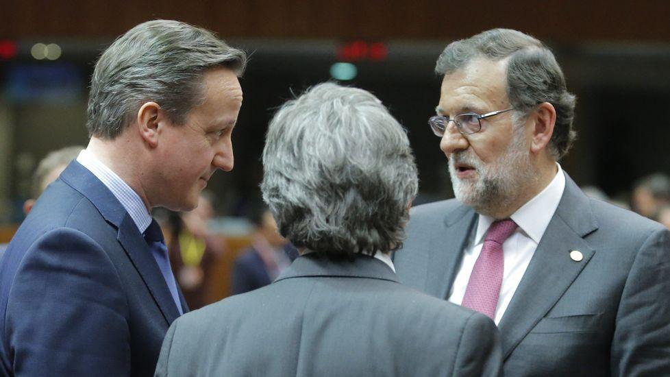 Rajoy le dice a Cameron que «lo más probable es que tengamos nuevas elecciones el 26 de junio»