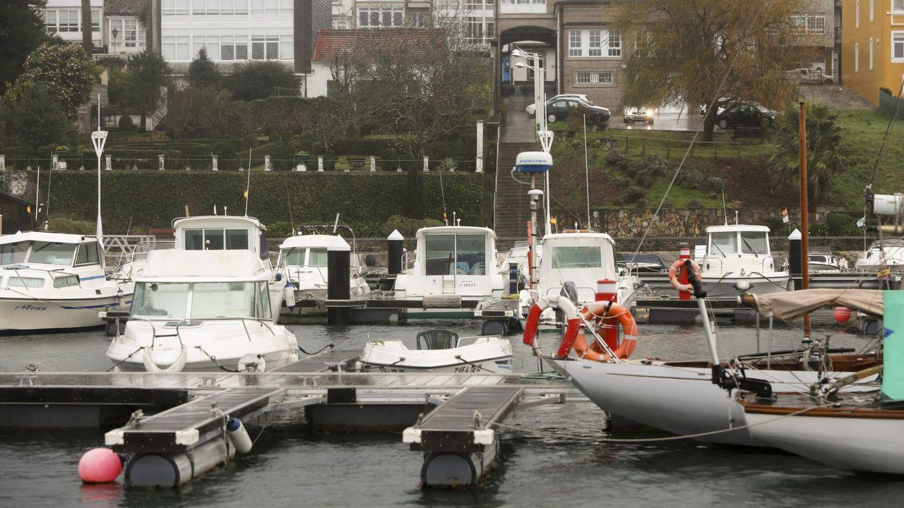 Los explosivos y armamento que el comando Galicia ocultaba en A Coruña en 1996