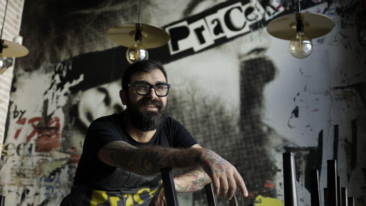Así arrancará el año Xacobeo.Los finalistas de «La Voz», de Antena 3