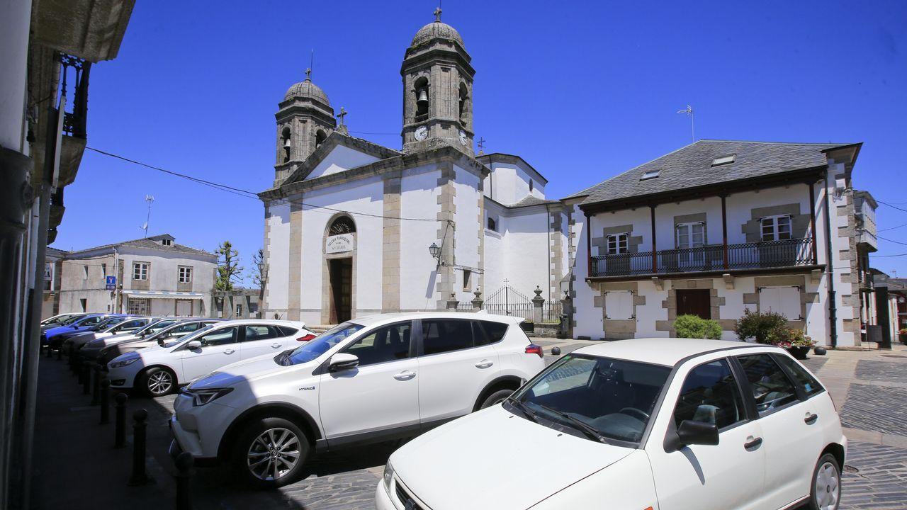 Toma de posesión de Elba Veleiro como alcaldesa de Vilalba.Mutatio Ensemble