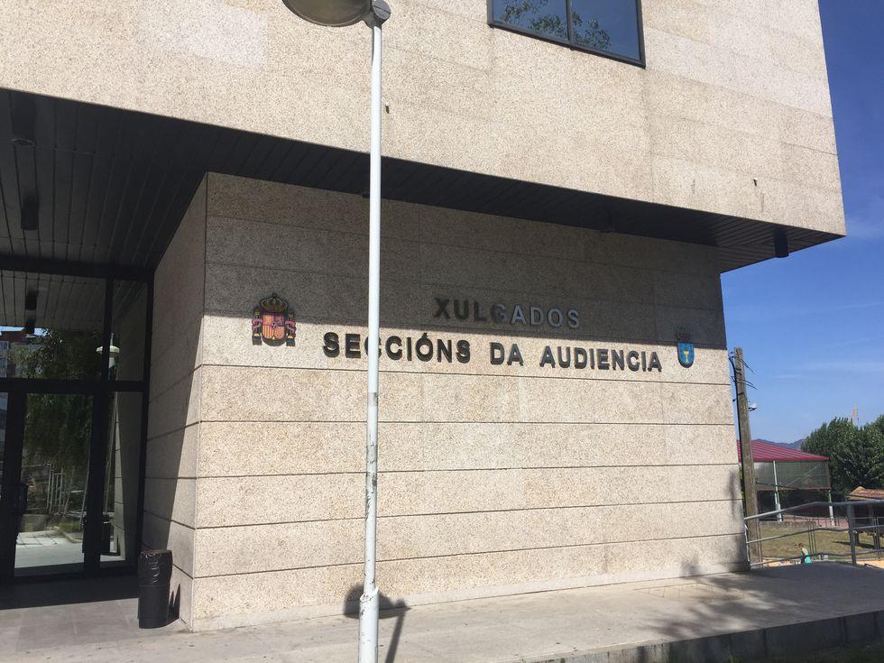 Juzgados Oviedo.Jesús Rodríguez, cliente de prostíbulos