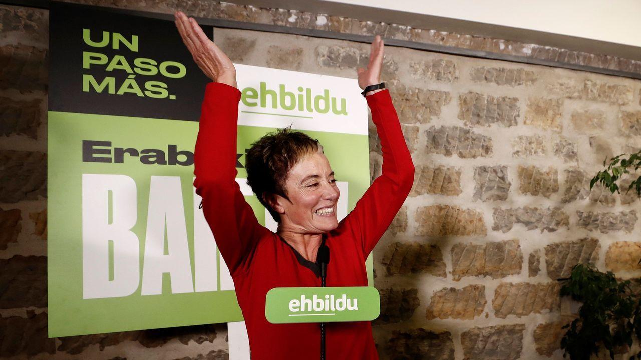 Ada Colau (En Comú) gobierna el Ayuntamiento de Barcelona en coalición con Jaume Collboni (PSC)