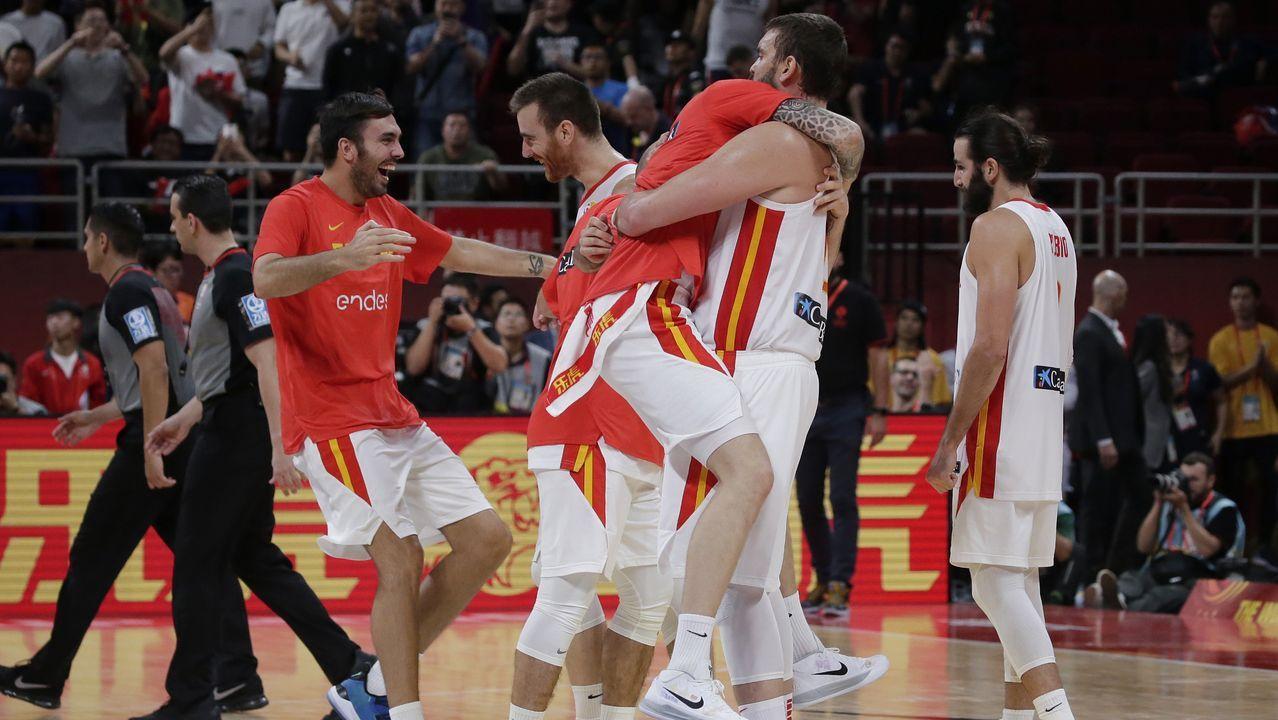 España logra el pase a la final del Mundial