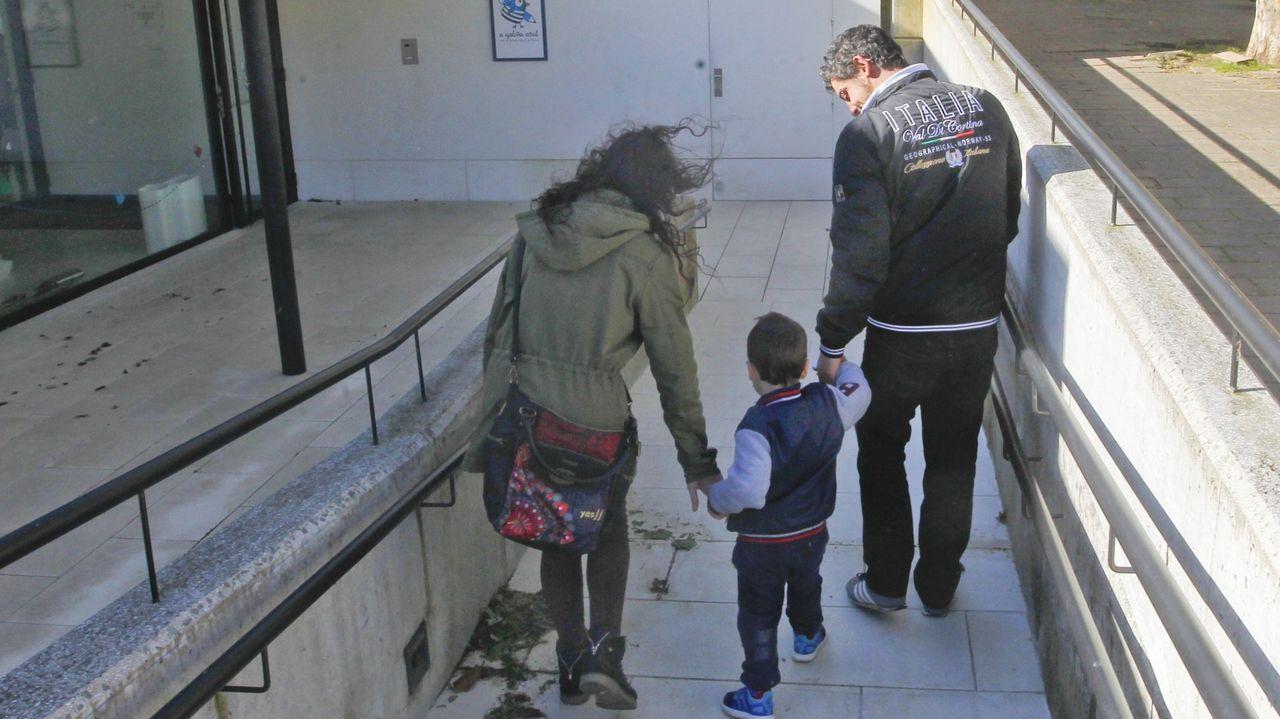 La escuela infantil de Esteiro, en Ferrol, es la que oferta el mayor número de plazas