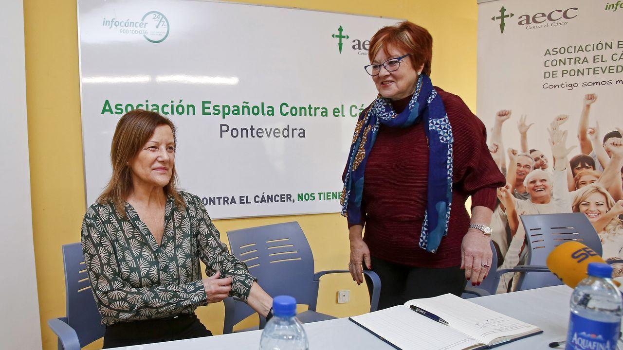 Carballo conmemoró el día internacional de la lucha contra el cáncer.El segundo acelerador lineal del Oncológico fue inaugurado en el 2002, ocho años después del primero
