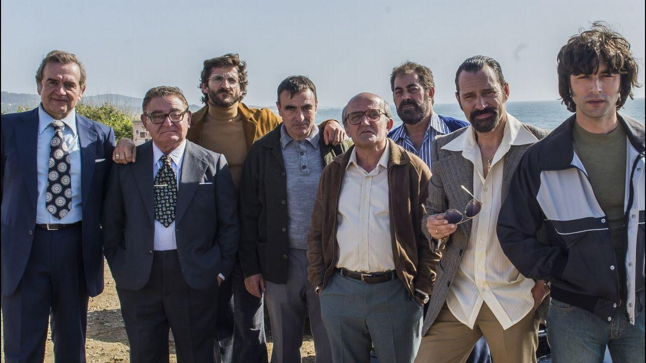 «Só coa emigración se pode escribir o cinema en galego»