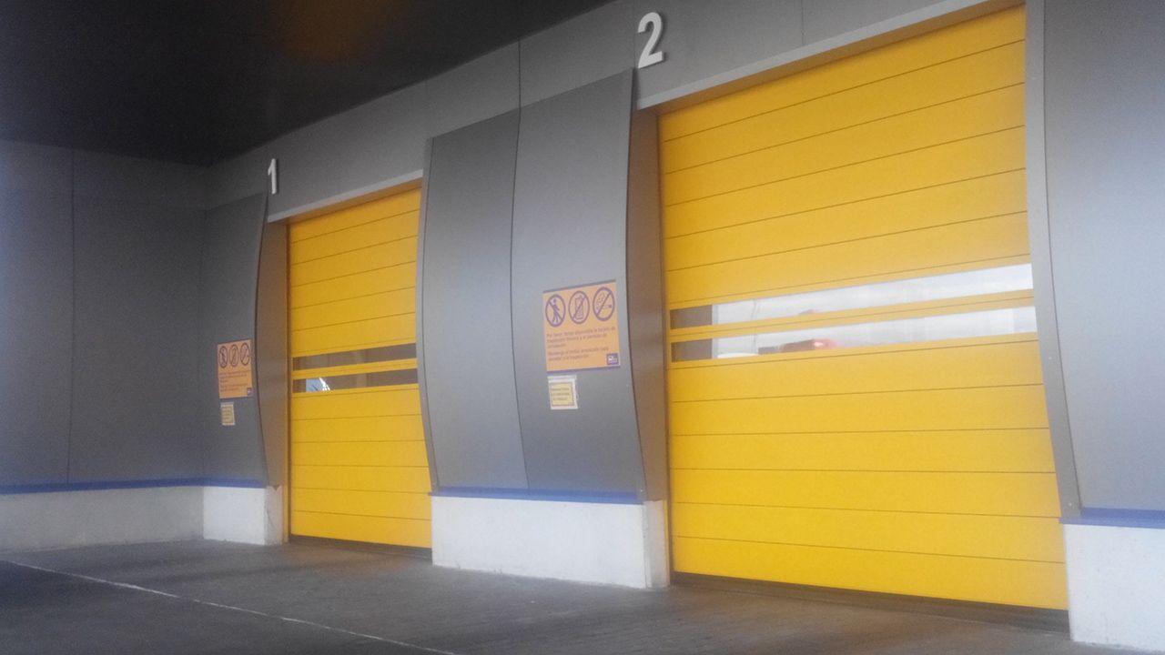 Centro de menores Los Pilares, en Oviedo.Una ITV en Asturias
