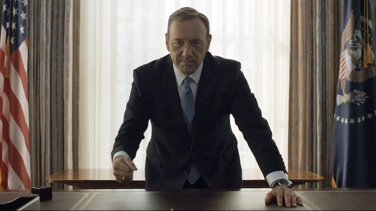 Netflix corta toda la relación con Kevin Spacey por las denuncias de acoso sexual.Tom Sizemore