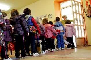 escuela infantil alumnos
