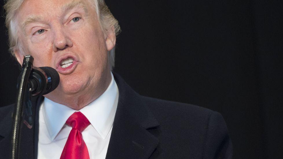 Trump, ahora contra los derechos de los niños transgénero en la escuela.Donald Trump