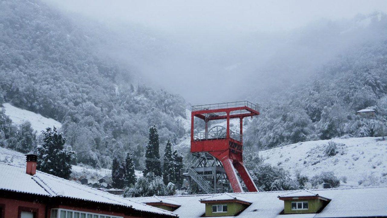 Nieve en Turón
