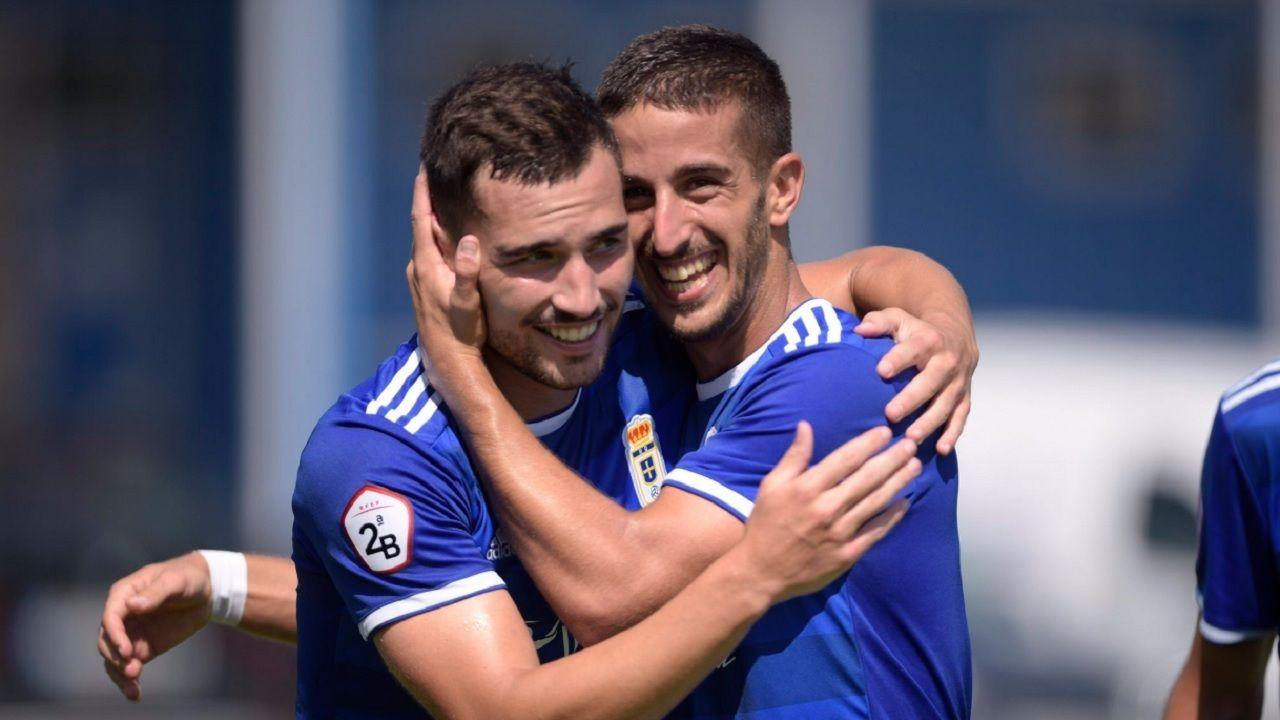 Real Oviedo Vetusta.Lobato y Ernesto