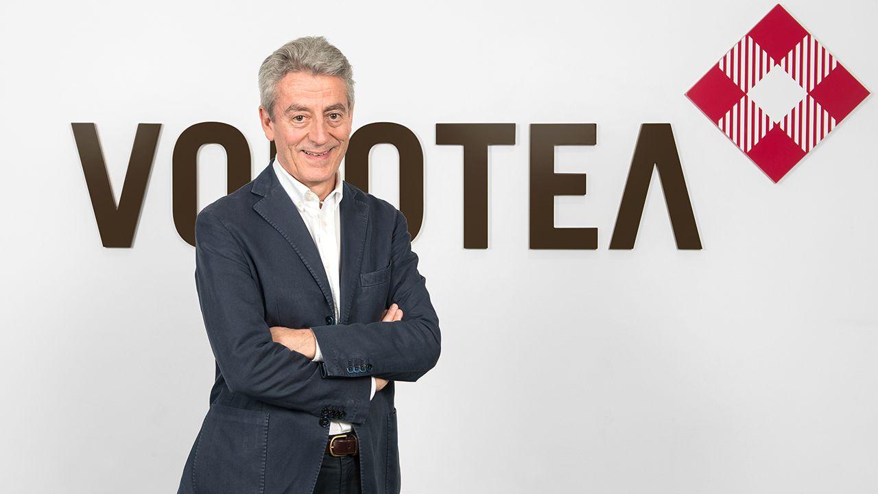 Lázaro Ros, director general de Volotea