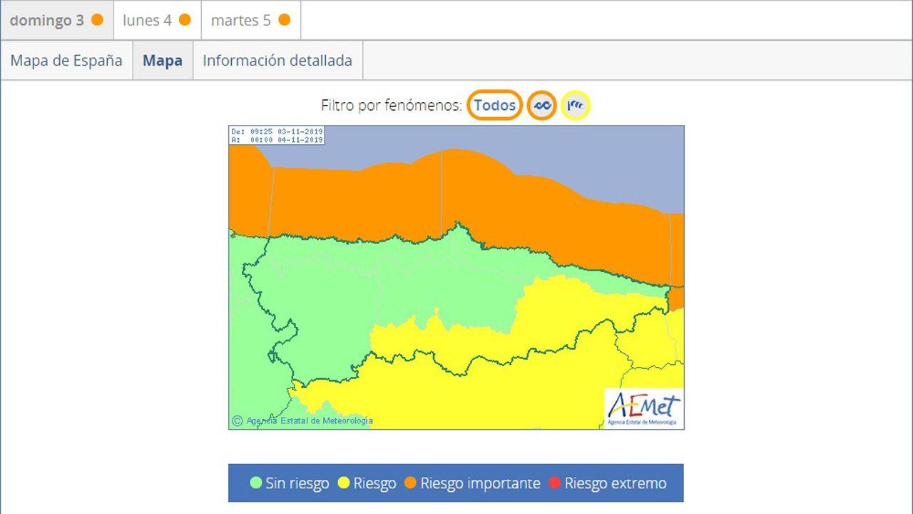 ola de calor, Oviedo, verano, ovetenses, sol, temperatura.Alerta por temporal en Asturias