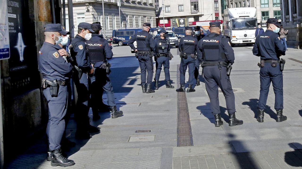 Imagen de archivo de la Comisaría Provincial de la Policía Nacional