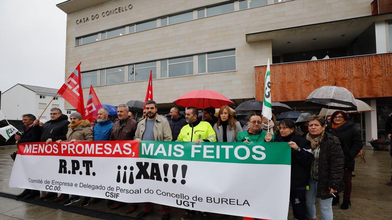 Registro en la sede de UGT Asturias.Registro en la sede de UGT Asturias