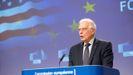Borrell presentó el miércoles la estrategia de la UE para reconstruir los puentes con Estados Unidos
