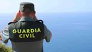 Un agente de la Guardia Civil, en una imagen de archivo