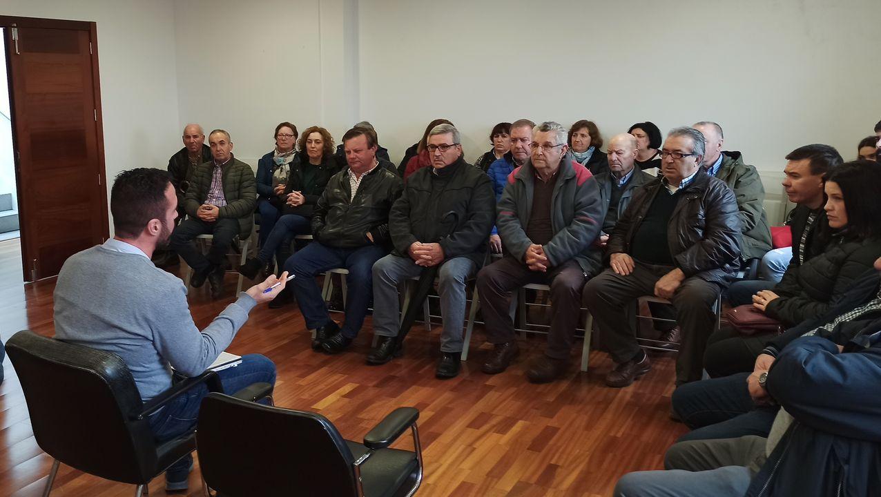 EDF Solar instaló un panel fotovoltaico con 800 módulos en la cubieta de Hermanos Ibáñez en Mos