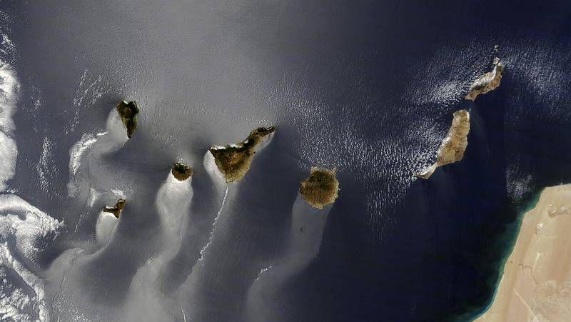 La fauna recoloniza el volcán de El Hierro.El Adams fue interceptado cerca de Canarias con 725 kilos de cocaína cuando se dirigía a Ibiza.