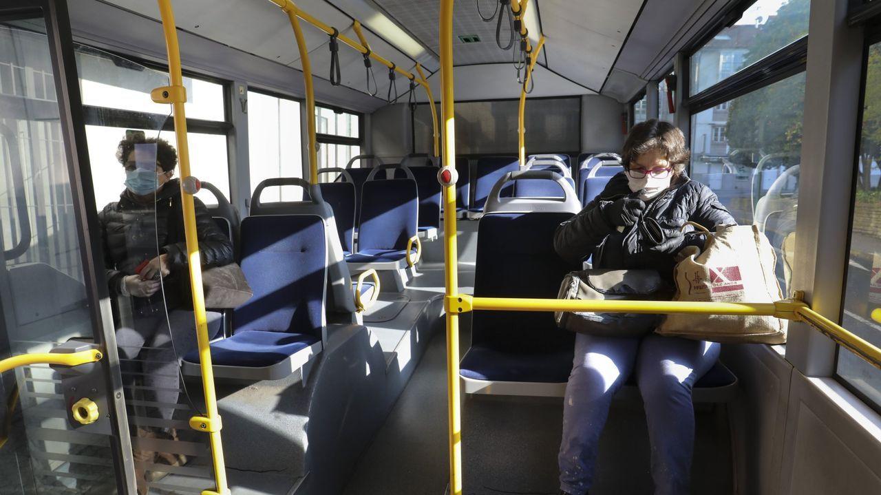 Un autobús de Alsa