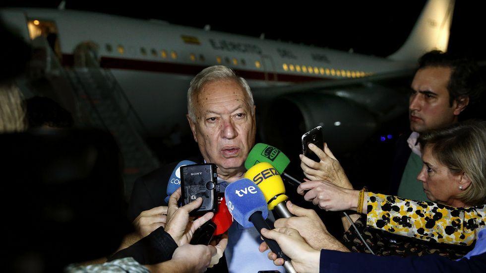 Fernández Díaz: «Es evidente que ha sido un ataque contra España»