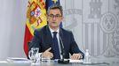 El PP ha pedido la dimisión del ministro de Presidencia, Félix Bolaños