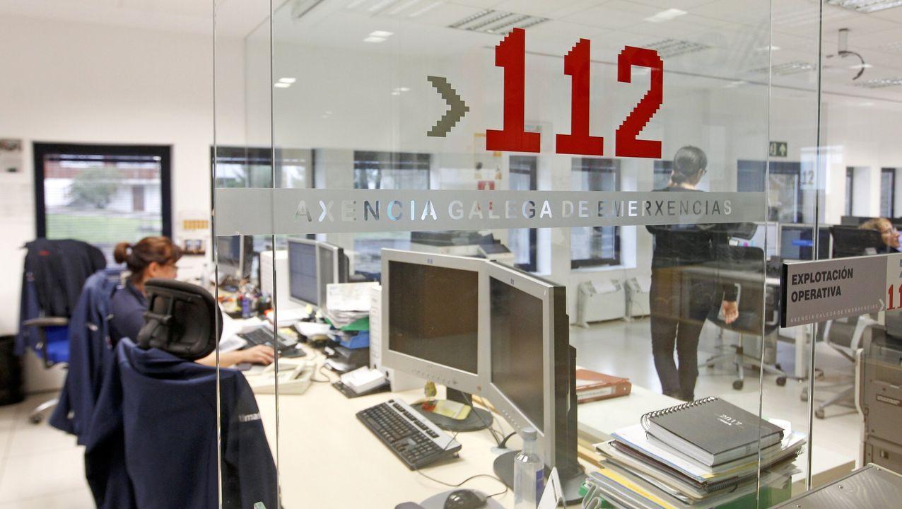 Central del 112