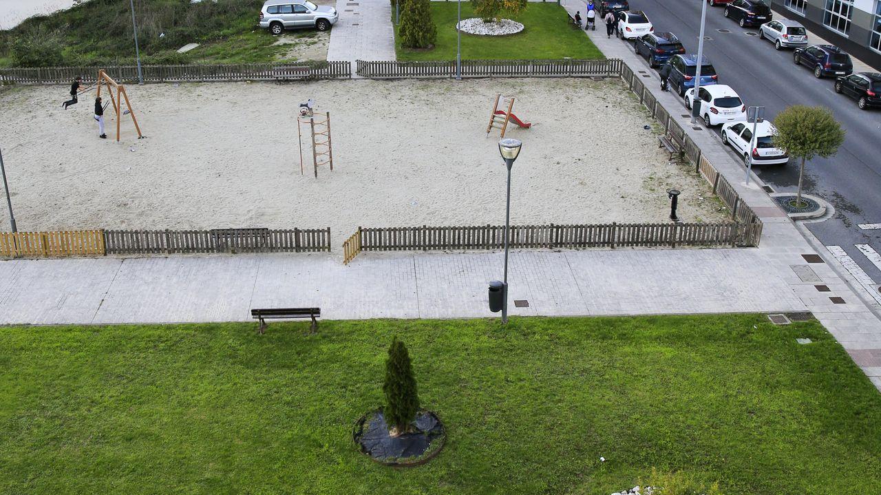 El nuevo parque se situará en Novo Freire