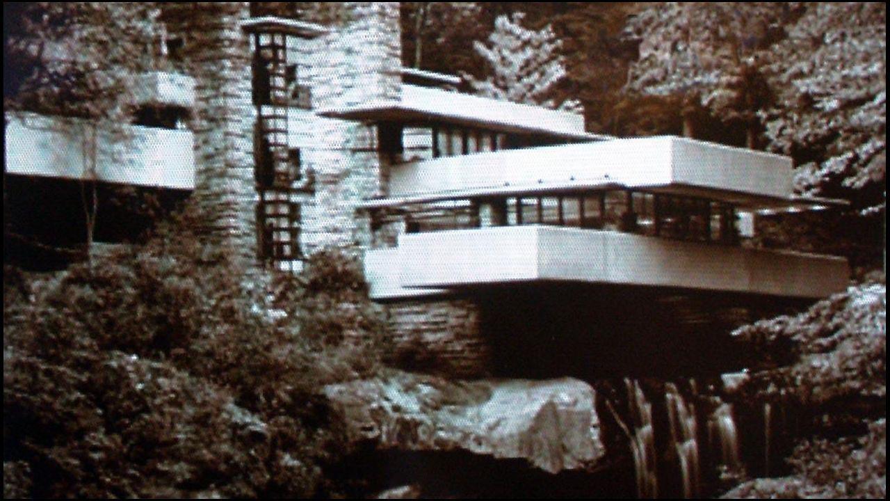 La Casa de la Cascada es una de las obras seleccionadas