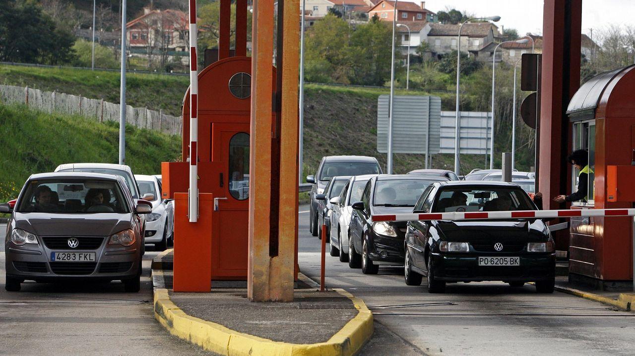 Llegada de Ábalos a Gijón