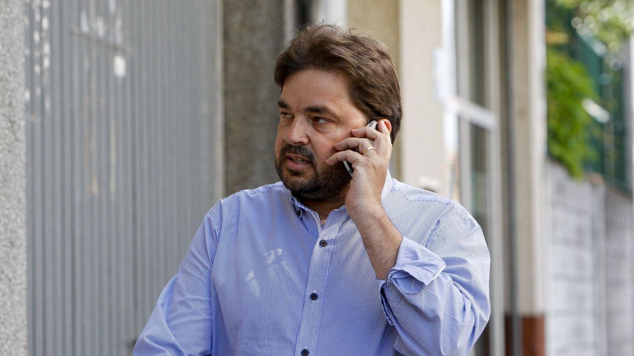 José Antonio Álvarez, consejero delegado del Santander