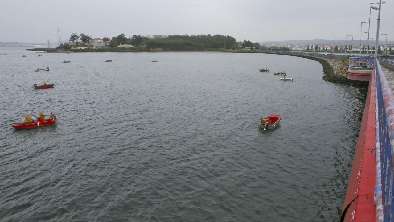 Reunión del consejo de administración de la Autoridad Portuaria de Vigo.