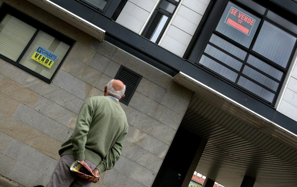 La rebaja del euríbor ha abaratado las nuevas hipotecas que se suscriben.