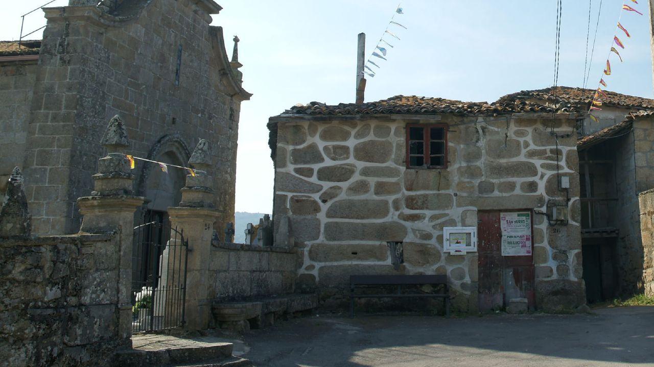 Imagen de archivo de una parroquia de Taboadela