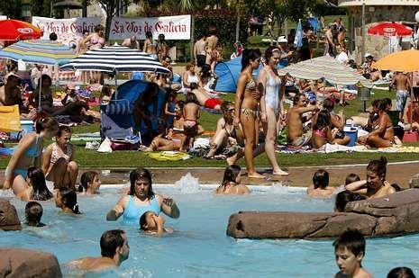 Cerca de 2.000 niños y jóvenes de toda Galicia disfrutaron de la fiesta organizada por La Voz de Galicia y el Concello de Cerceda.