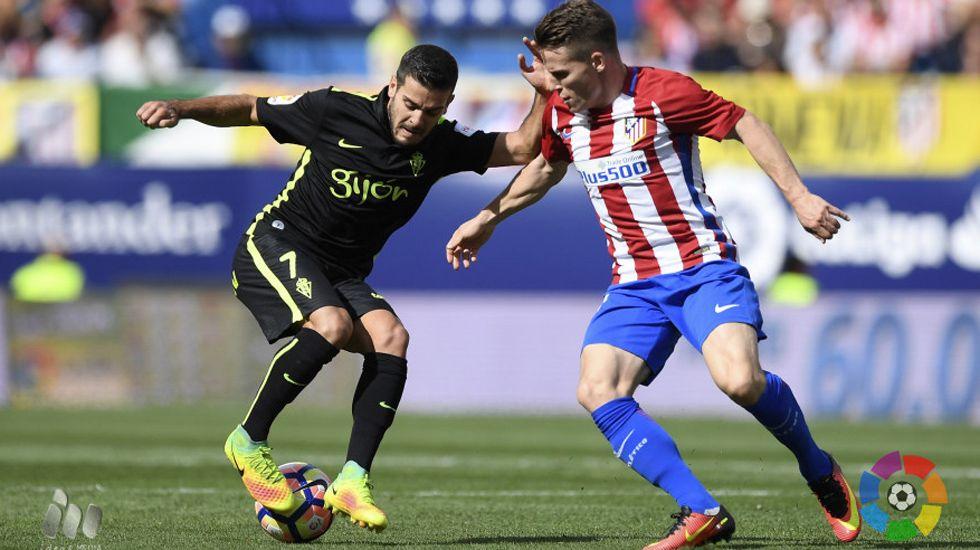 Simeone: «El Barcelona ha sido superior a nosotros casi siempre»